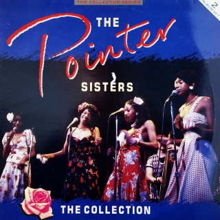 2xLP Pointer Sisters ‎– The Collection