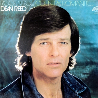 LP Dean Reed ‎– Rock'n'Roll Country Romantic…