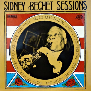 LP Sidney Bechet ‎– Sessions