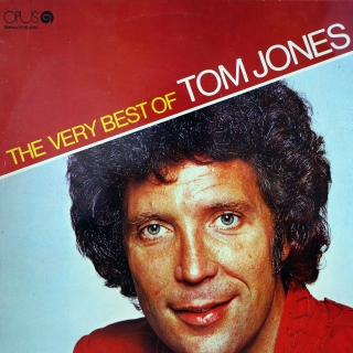 LP Tom Jones ‎– The Very Best Of Tom Jones
