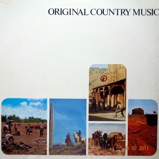 LP Various ‎– Original Country Music
