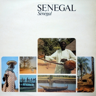 LP Various ‎– Senegal - Sénégal