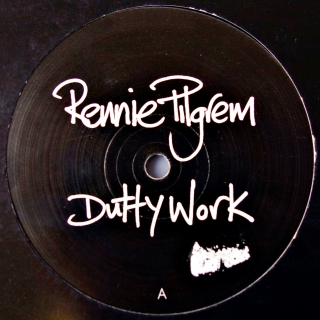 "12"" Rennie Pilgrem ‎– Dutty Work"