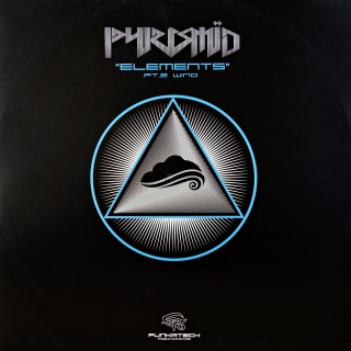 "12"" PYRAMID ‎– Elements Pt. 2 Wind"
