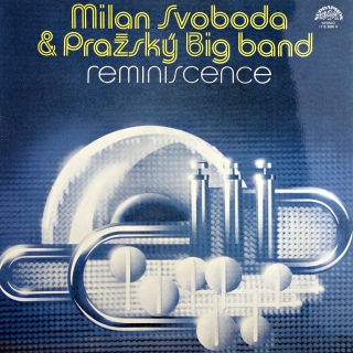 LP Milan Svoboda & Pražský Big Band ‎– Reminiscence