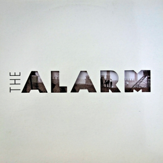 LP The Alarm ‎– Change