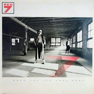 LP Red 7 ‎– When The Sun Goes Down...