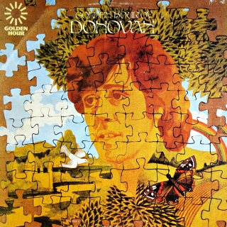 LP Donovan ‎– Golden Hour Of Donovan