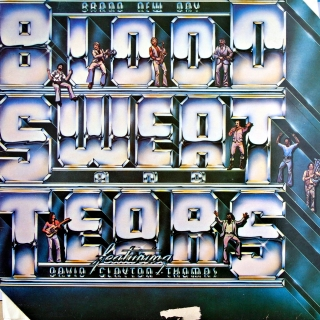 LP Blood Sweat And Tears Featuring David Clayton-Thomas ‎– Brand New Day