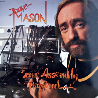 LP Dave Mason ‎– Some Assembly Required