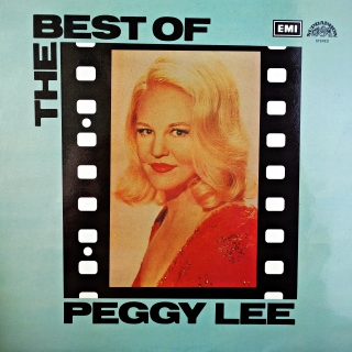 LP Peggy Lee ‎– The Best Of Peggy Lee