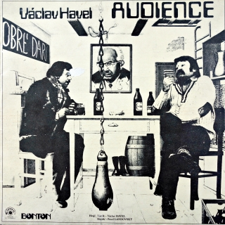 LP Václav Havel ‎– Audience