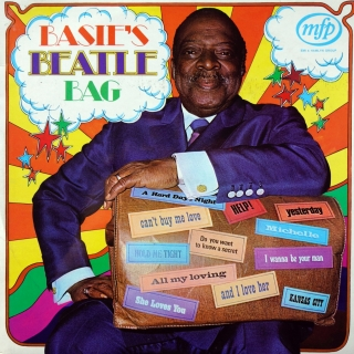 LP Count Basie And His Orchestra ‎– Basie's Beatle Bag