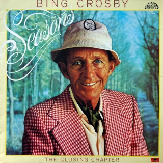 LP Bing Crosby ‎– Seasons (The Closing Chapter)