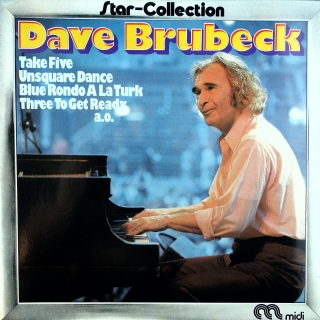 LP Dave Brubeck ‎– Star-Collection