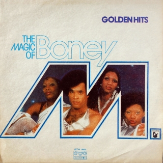 LP Boney M. ‎– The Magic Of Boney M.