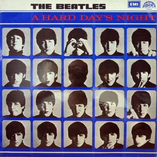 LP The Beatles ‎– A Hard Day's Night