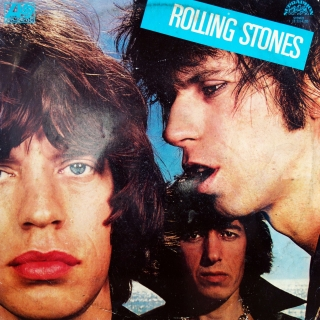 LP The Rolling Stones ‎– Black And Blue