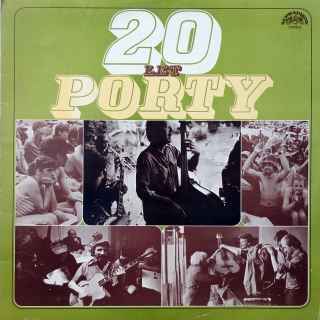 2xLP Various ‎– 20 Let Porty