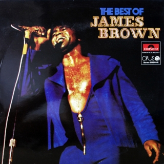 LP James Brown ‎– The Best Of James Brown