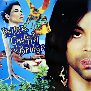 2xLP Prince ‎– Graffiti Bridge