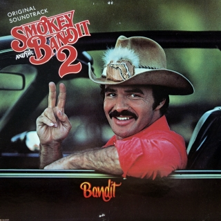 LP Various ‎– Smokey And The Bandit 2 (Original Soundtrack)