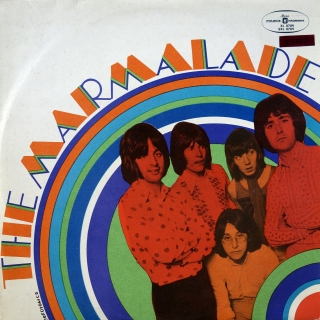 LP The Marmalade ‎– The Best Of The Marmalade