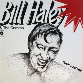 LP Bill Haley & The Comets ‎– Rock And Roll