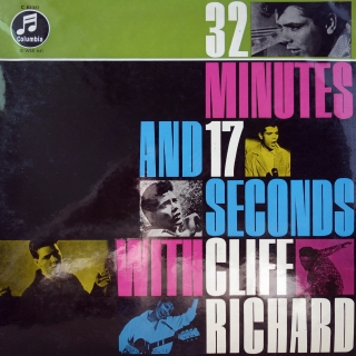 LP Cliff Richard ‎– 32 Minutes And 17 Seconds With Cliff Richard