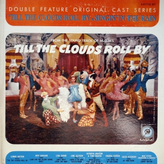 LP Various ‎– Till The Clouds Roll By & Singin' In The Rain