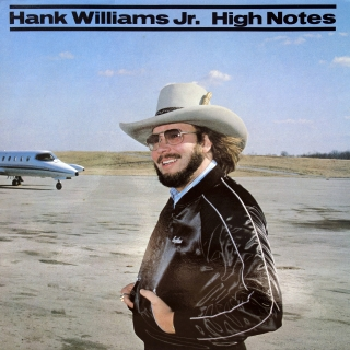 LP Hank Williams Jr. ‎– High Notes