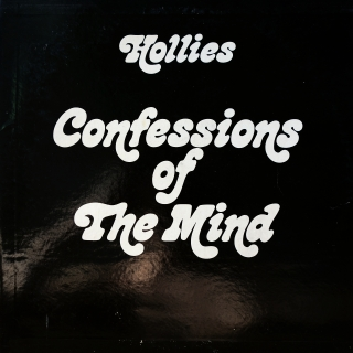 LP The Hollies ‎– Confessions Of The Mind