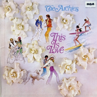 LP The Archies ‎– This Is Love