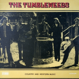 LP The Tumbleweeds ‎– Country And Western Music