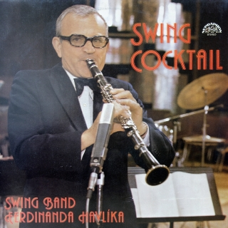 LP Swing Band Ferdinanda Havlíka ‎– Swing Cocktail