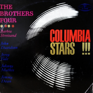 LP Various ‎– Columbia Stars !!!