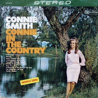 LP Connie Smith ‎– Connie In The Country
