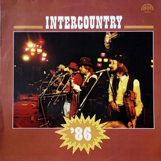 LP Various ‎– Intercountry '86