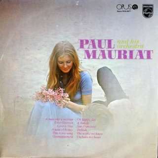 LP Paul Mauriat And His Orchestra
