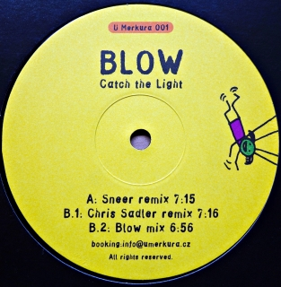 "12"" Blow ‎– Catch The Light"