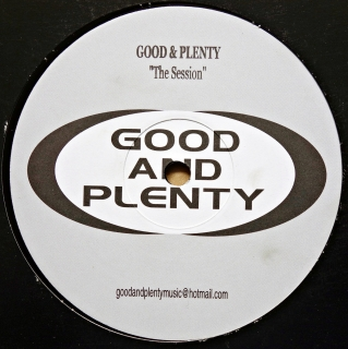 "12"" Good And Plenty ‎– The Session"