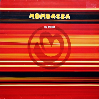 "12"" Mombassa ‎– Cry Freedom"