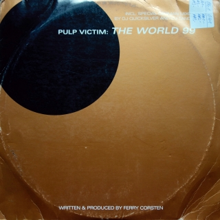 "2x12"" Pulp Victim ‎– The World 99"
