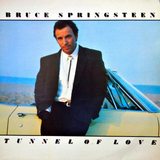 LP Bruce Springsteen ‎– Tunnel Of Love