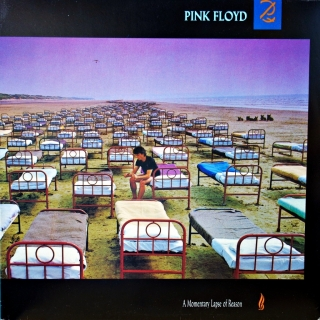 LP Pink Floyd ‎– A Momentary Lapse Of Reason