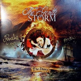 3xLP The Gentle Storm ‎– The Diary
