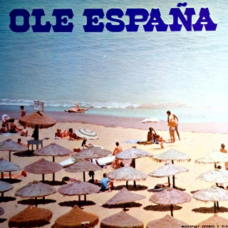 LP Unknown Artist ‎– Olé España Mallorca-1
