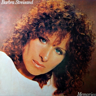 LP Barbra Streisand ‎– Memories