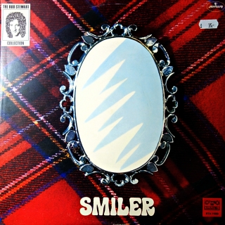 LP Rod Stewart ‎– Smiler