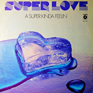 LP Super Love ‎– A Super Kinda Feelin'